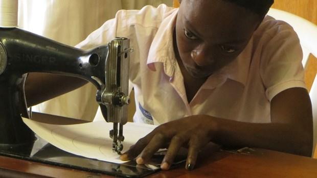 Haute Couture in Haiti