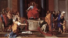 Televangelist Royalties Harder to Split Than Baby by Solomon