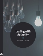 Leading with Authority