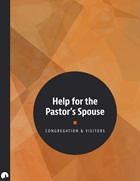 Help for the Pastor?s Spouse