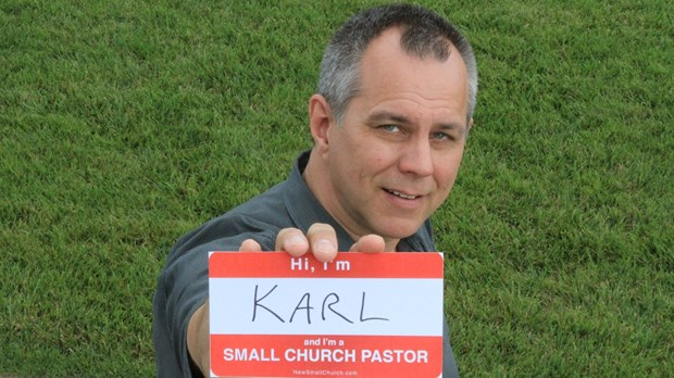 You May Be a Small Church Pastor and Not Even Know It