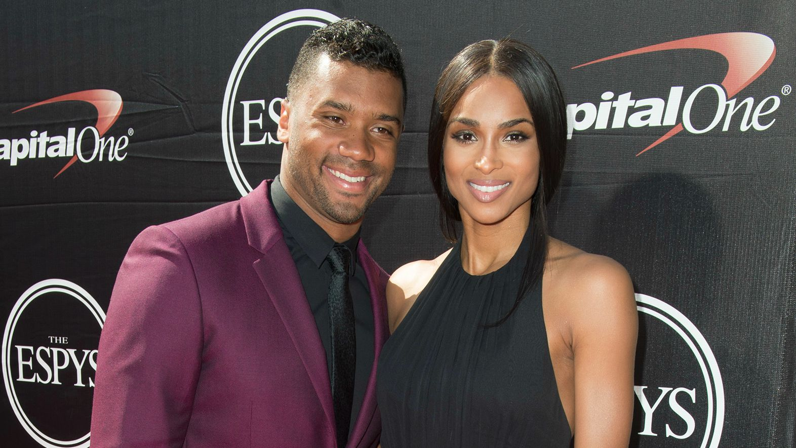 Ciara and Russell Wilson make red carpet debut as husband and wife ...