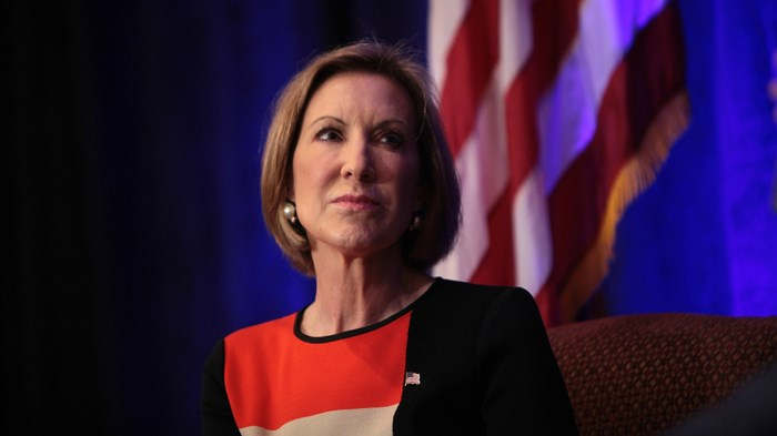 Carly Fiorina Q+A: 'Whom Shall I Fear?'