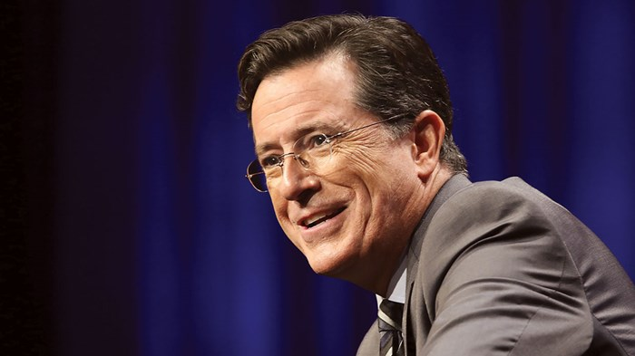 Stephen Colbert: Faithful and Grateful