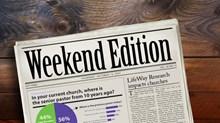 Weekend Edition: October 9, 2015