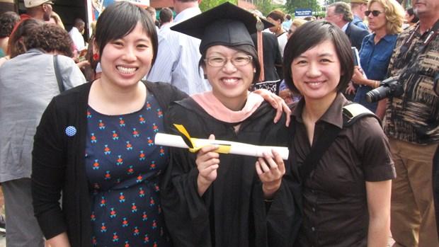 Three Reasons Women Go to Seminary