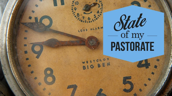 Thorn: The Weight and Wait of Ministry