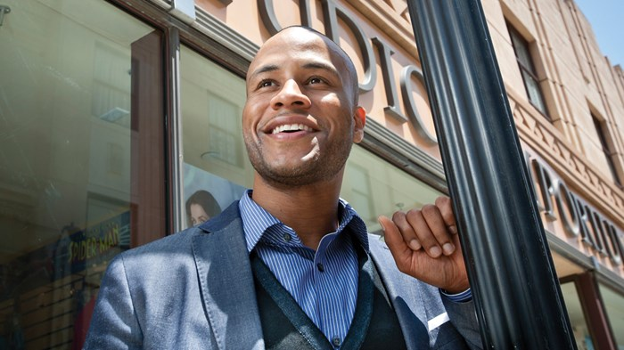 DeVon Franklin Keeps the Faith in Hollywood