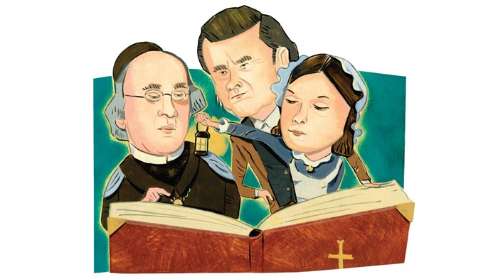 King James and Queen Victoria: John Wilson Reviews Timothy
