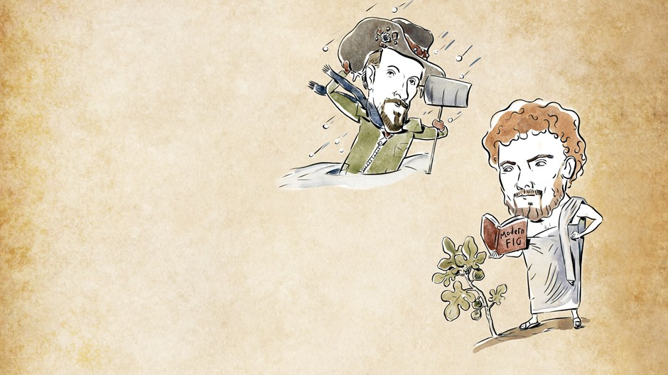 Shakespeare, Aesop, or King James?