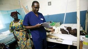 Tough Calling in Africa