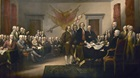 Presidents Jefferson and Adams Reconcile Before Death