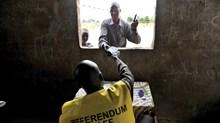 Reconciling in Sudan