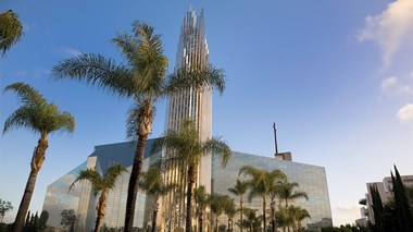 Crystal Cathedral Cracks