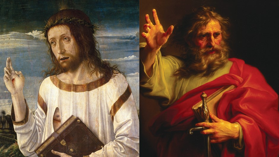 Jesus vs. Paul