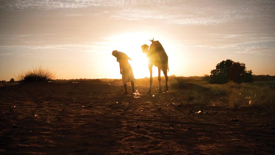 A Living Stream in the Desert