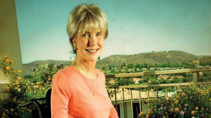 Joni Eareckson Tada on Something Greater than Healing
