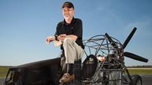 Steve Saint's Flying Car