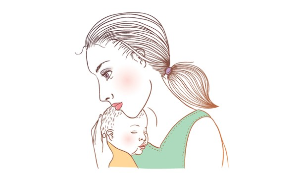 How the Church Helped Me Through Postpartum Depression