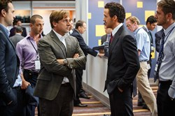 Steve Carell and Ryan Gosling in 'The Big Short'