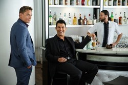 Max Greenfield and Billy Magnussen in 'The Big Short'