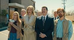 Leslie Bibb, Sam Rockwell, Amy Ryan and Danny McBride in 'Don Verdean'