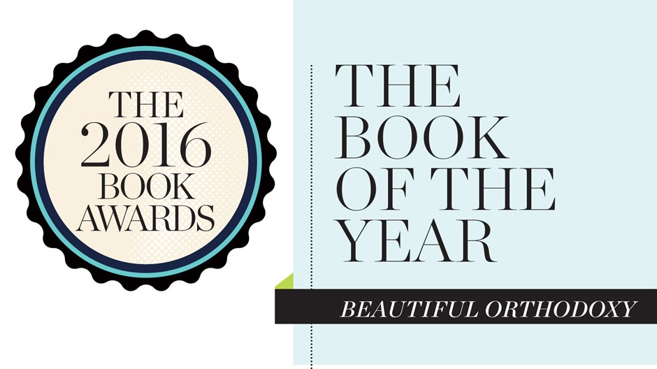 The Beautiful Orthodoxy Book of the Year