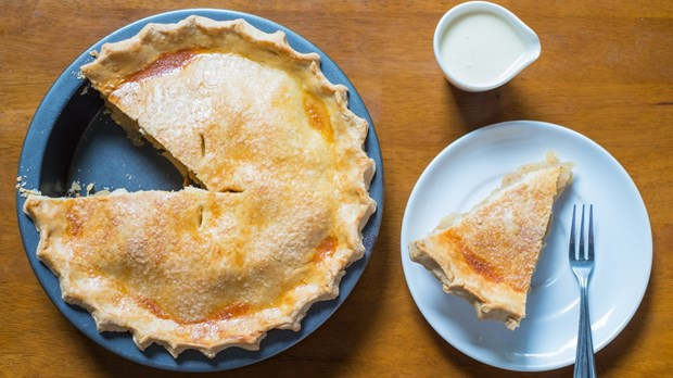 Add Pie to Your New Year's Resolutions