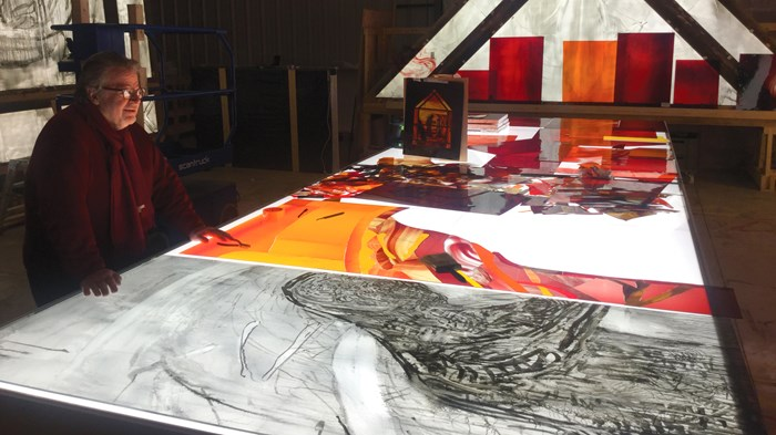 A Christian College Brings Contemporary Art to Chapel