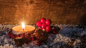 Advent: Waiting for Everything to Be as It Should