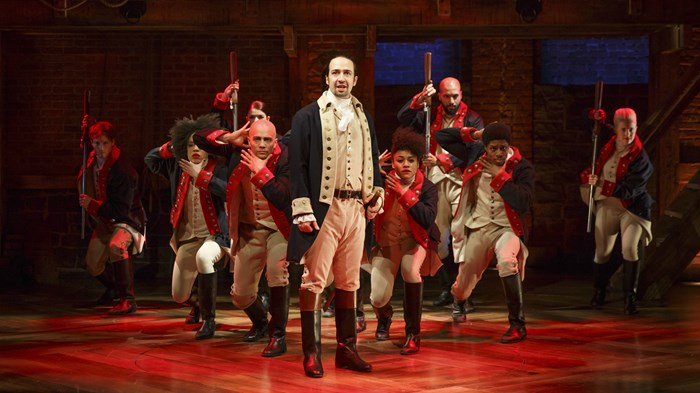 How 'Hamilton' Made American History Cool Again