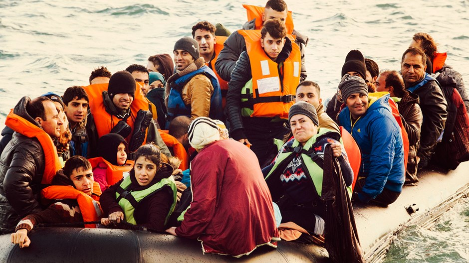 Refugees Are People—Not Numbers