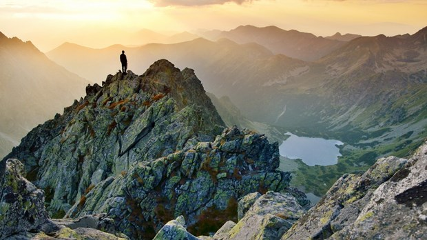 Conquering Stepdad Mountain