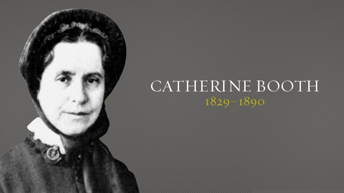 Catherine Booth