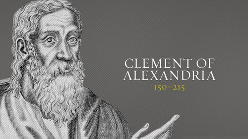 Image result for Clement of Alexandria