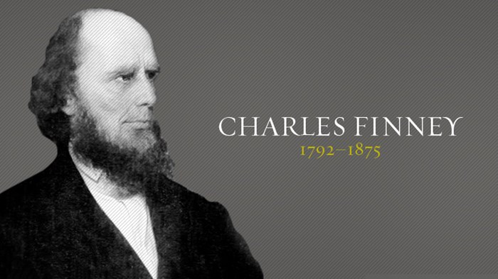 Charles Finney       | Christian History | Christianity Today