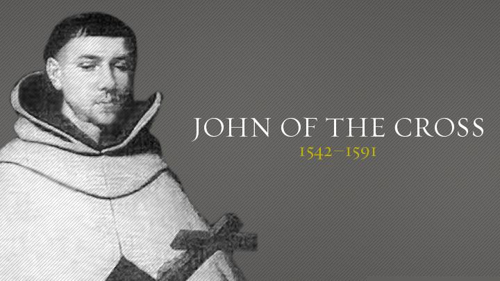 John of the Cross mount carmel