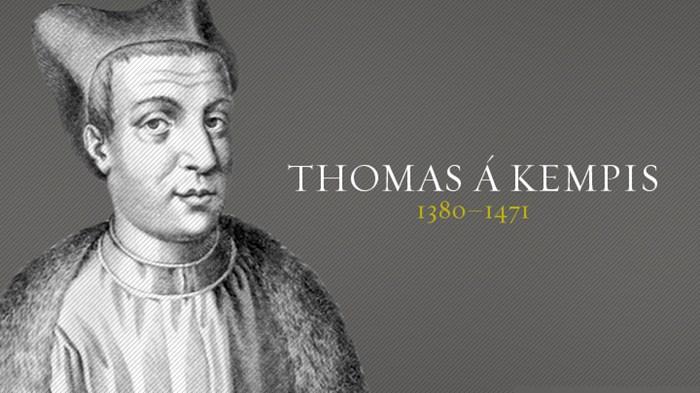 Thomas à Kempis