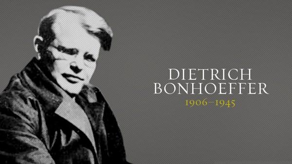 when did dietrich bonhoeffer die
