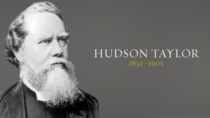 Hudson Taylor       | Christian History | Christianity Today