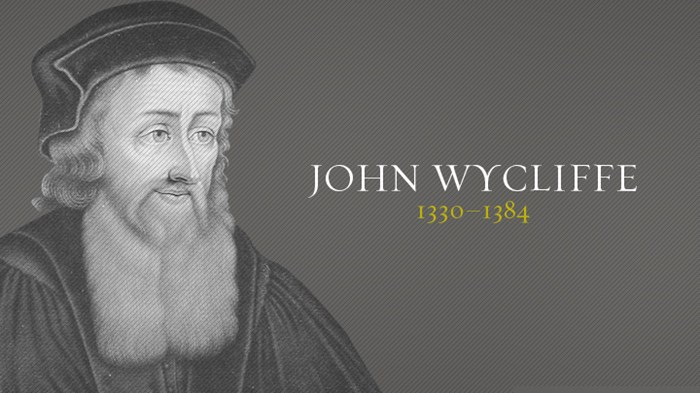 Image result for john wycliffe