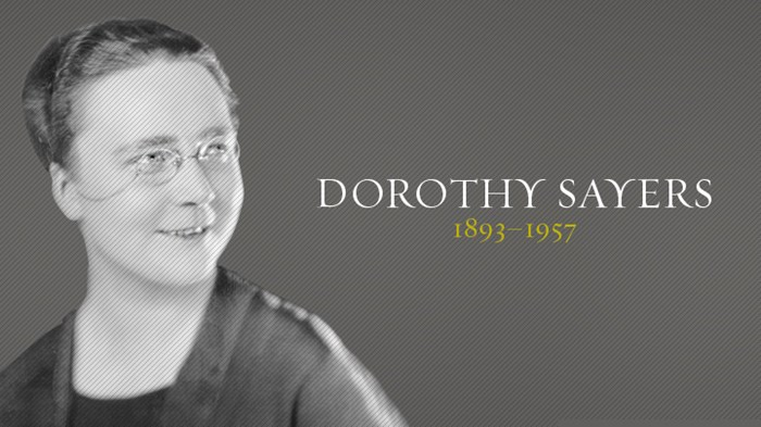 dorothy sayers essay education The attached essay on the value of classical education was first presented by dorothy sayers at oxford in 1947 about the author dorothy leigh sayers (1893-1967) briefly entered on a teaching career after graduating from oxford.