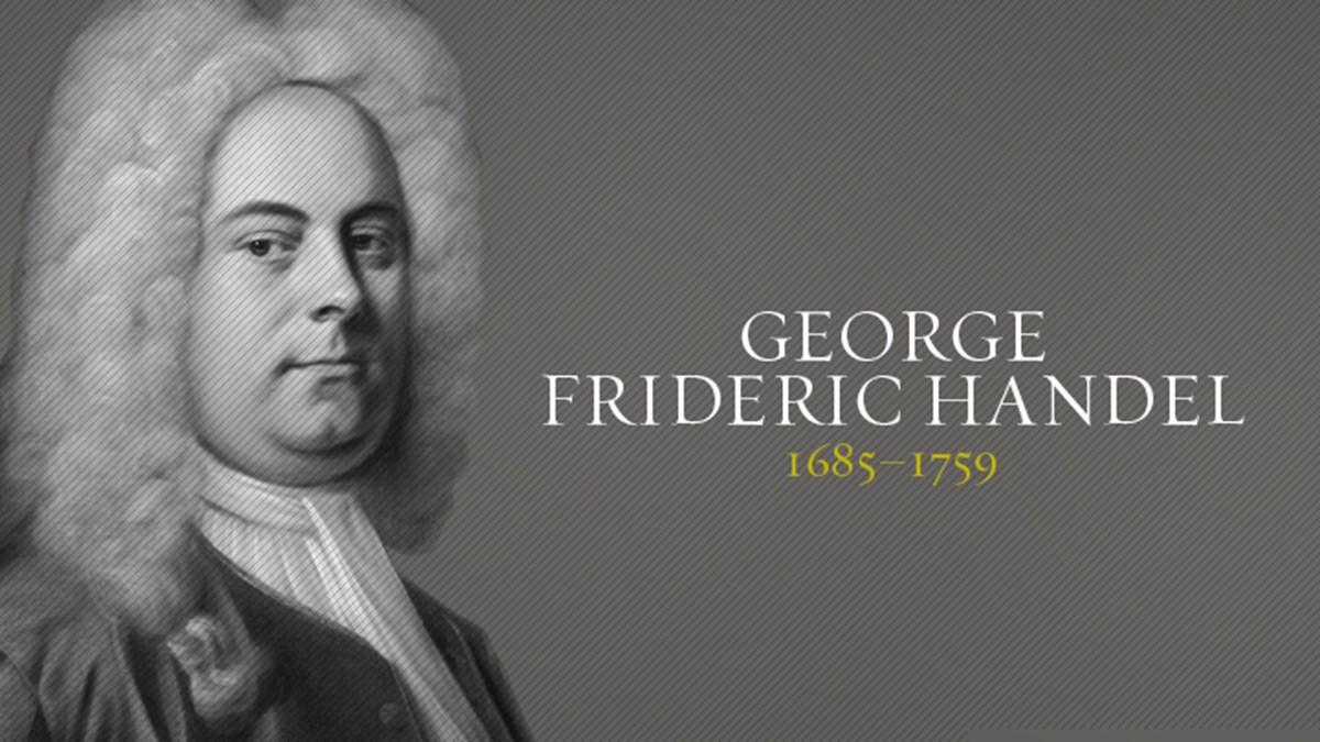 george frideric handel interesting facts