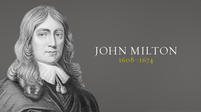 Image result for John milton