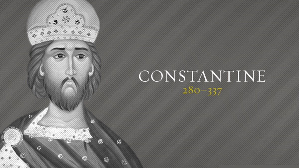 Constantine       | Christian History | Christianity Today