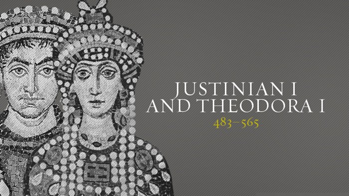 the life of theodora the wife of justinian i of the byzantine empire Theodora, wife of justinian i and empress of the byzantine empire, ruled one of history's preeminent empires during the 1st millennium ad known today as the most influential woman of the byzantine empire, emperor justinian named theodora co-ruler of the empire, trusting in her wise counsel to guide his reign.