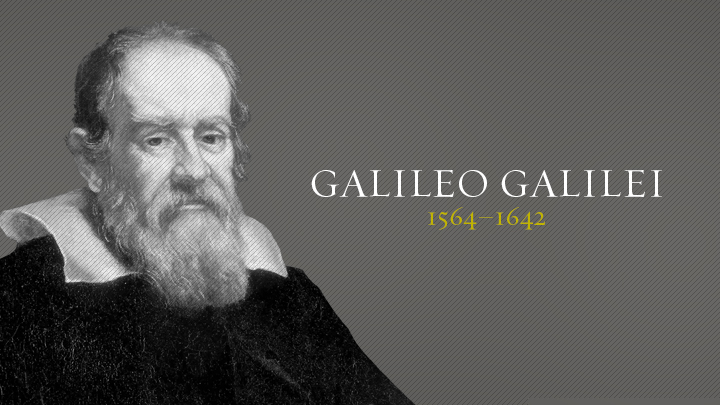 A biography of galileo galilei