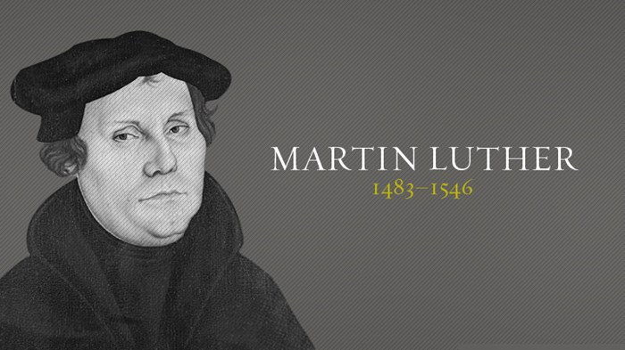 Martin Luther Christian History Christianity Today