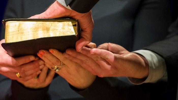 Why a Post-Christian Nation Needs a President of Faith