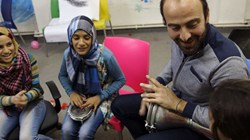 Kinan Azmeh in 'The Music of Strangers'
